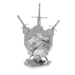 House Stark Sigil Game of Thrones Metal Puzzles