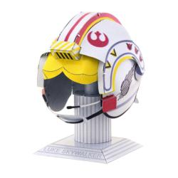 Rebel Pilot Helmet Sci-fi Metal Puzzles