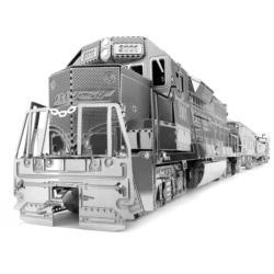 Freight Train Set Trains Metal Puzzles