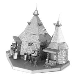 Hagrid's hut Harry Potter Metal Puzzles