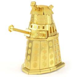 Gold Dalek Sci-fi Metal Puzzles