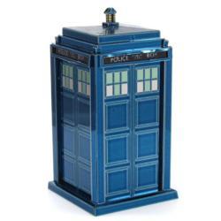 TARDIS Sci-fi Metal Puzzles
