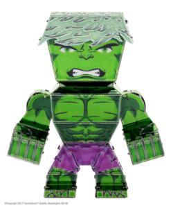 Hulk Super-heroes Metal Puzzles