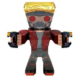 Star-Lord Super-heroes Metal Puzzles