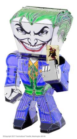 Joker Classic Super-heroes Metal Puzzles