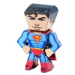 Superman Super-heroes Metal Puzzles