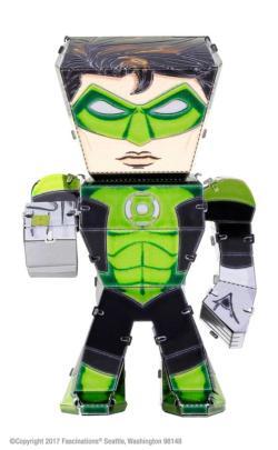 Green Lantern Super-heroes Metal Puzzles