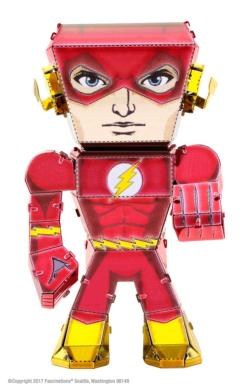 The Flash Super-heroes Metal Puzzles