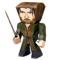 Aragorn Movies / Books / TV Metal Puzzles