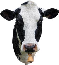 I Am Cow Animals Jigsaw Puzzle
