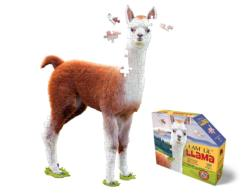 Madd Capp Jr Puzzle - I AM Lil' Llama Animals Children's Puzzles