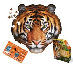 I Am Tiger Tigers Jigsaw Puzzle