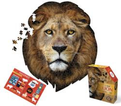 I Am Lion Lions Jigsaw Puzzle