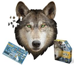 I Am Wolf Wildlife Jigsaw Puzzle