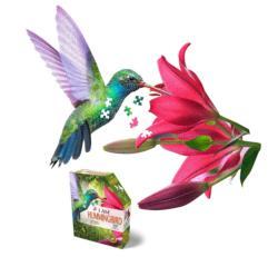 I AM Hummingbird Birds Jigsaw Puzzle