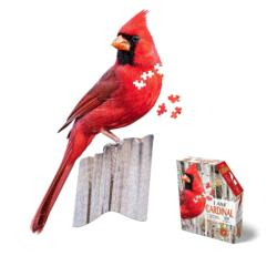 I AM Cardnal Birds Jigsaw Puzzle