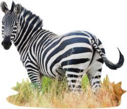 I Am Zebra Animals Jigsaw Puzzle