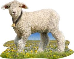 I Am Lil' Lamb Animals Children's Puzzles