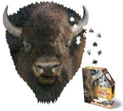 I Am Bison Wildlife Jigsaw Puzzle