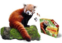 I Am Lil' Red Panda Bears Children's Puzzles