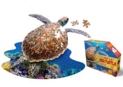 I Am Lil' Sea Turtle Under The Sea Children's Puzzles
