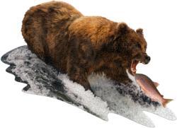 I Am Grizz Bears Jigsaw Puzzle