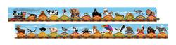 Alphabet Train Language Arts Jigsaw Puzzle