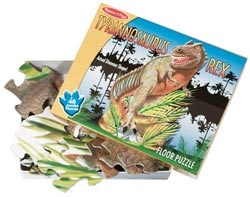 T-Rex - Scratch and Dent Dinosaurs Children's Puzzles