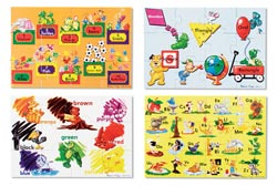 Beginning Skills Alphabet Multi-Pack