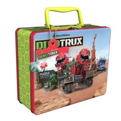 Dino Trux Movies / Books / TV Lunchbox