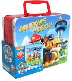 Paw Patrol Movies / Books / TV Lunchbox
