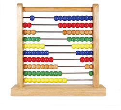 Abacus Math Educational Toy