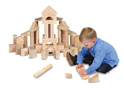 Standard Unit Blocks Toy