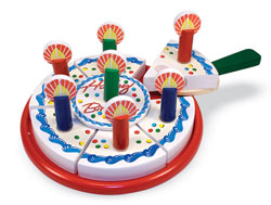 Birthday Party Food and Drink Activity - Educational