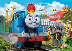 Circus Fun (Thomas & Friends) Movies / Books / TV Children's Puzzles