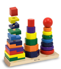 Geometric Stacker