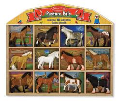 Pasture Pals Horses Toy