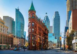 Toronto, Ontario Canada Jigsaw Puzzle