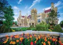Toronto Casa Loma Canada Jigsaw Puzzle