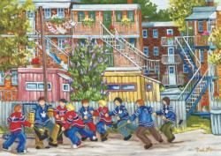 Rivalry Sports Jigsaw Puzzle