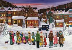A Gift For You Christmas Jigsaw Puzzle