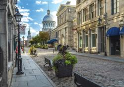 Old Port, Montreal Canada Jigsaw Puzzle