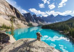 Banff, Alberta Canada Jigsaw Puzzle