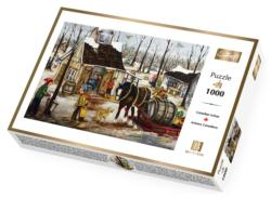 The Sugar Shack Nostalgic / Retro Jigsaw Puzzle