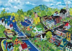 A Society, A Story Cities Jigsaw Puzzle