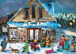 Zyves Christmas Jigsaw Puzzle