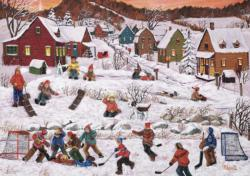 After School Sports Jigsaw Puzzle