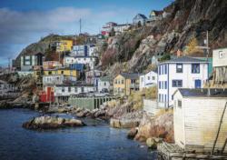 St. John Seascape / Coastal Living Jigsaw Puzzle
