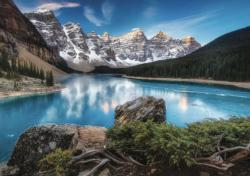Lac Moraine Lakes / Rivers / Streams Jigsaw Puzzle