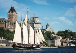 Tall ships Canada Jigsaw Puzzle